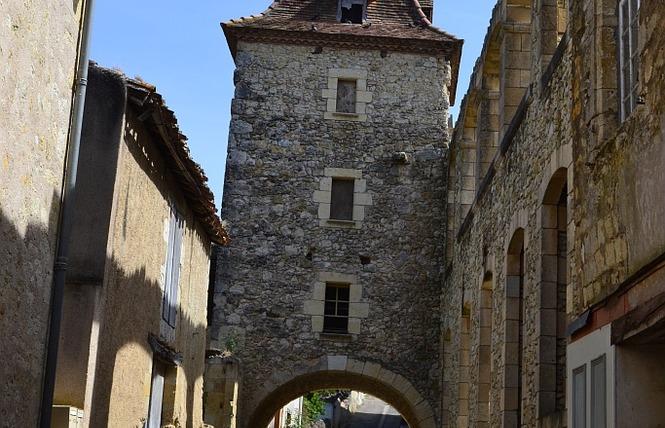 VILLAGE DE SAINT-PUY 14 - Saint-Puy