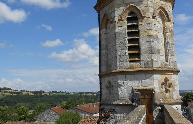 JEU DE PISTE DE LA BASTIDE DE VALENCE-SUR-BAÏSE 5 - Valence-sur-Baïse