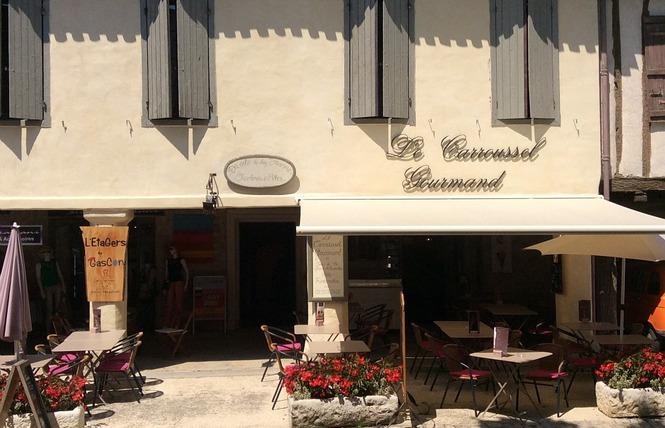 LE CARROUSSEL GOURMAND 3 - Fourcès