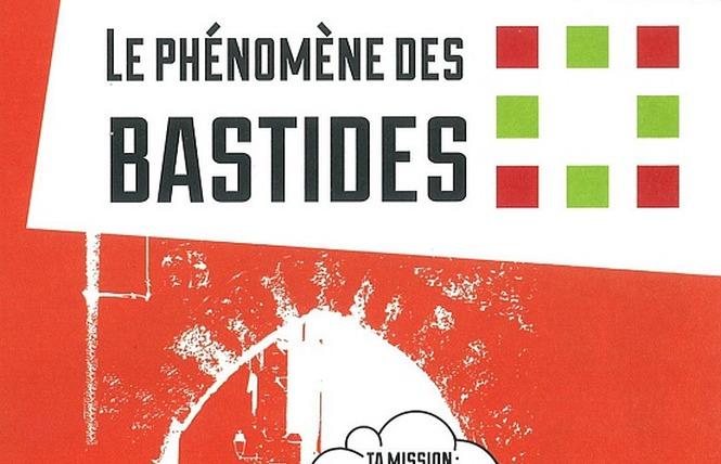 JEU DE PISTE DE LA BASTIDE DE VALENCE-SUR-BAÏSE 1 - Valence-sur-Baïse