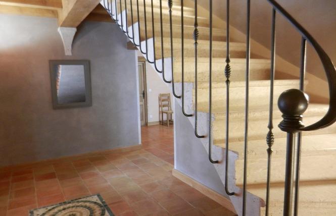 LE PIGEONNIER 8 - Castelnau-sur-l'Auvignon