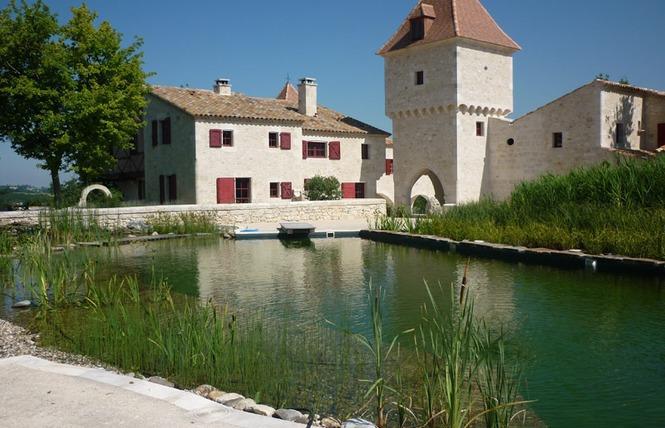 SARL ORION 16 - Castelnau-sur-l'Auvignon